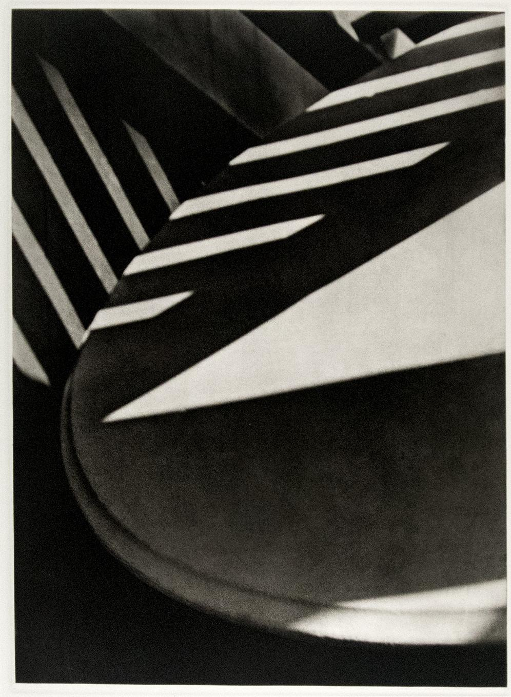 black and white photogravure reproduction by Paul Strand